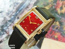 1949 Vintage ELGIN, Fancy Case, Manual Wind, Serviced With One Year Warranty