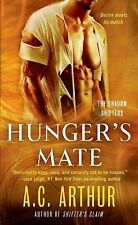 Hunger's Mate: A Paranormal Shapeshifter Werejaguar Romance (The Shadow Shifters