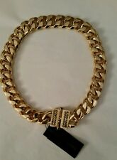 NWT Rebecca Minkoff Gold Link Necklace