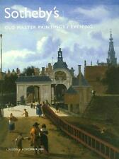 Sotheby's Sale LO6033 Old Master Partings Evening Auction Catalog 2006