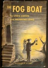 1957 The Fog Boat Lewis Coffin / Manning Long HC/DJ First Edition Vintage Book