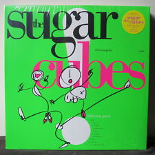 THE SUGARCUBES 'Life's Too Good' Ltd Edition Green Vinyl LP Bjork NEW & SEALED