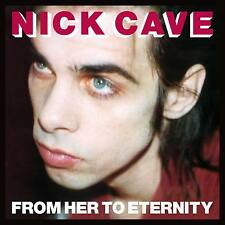 NICK CAVE & THE BAD SEEDS FROM HER TO ETERNITY NEW SEALED VINYL LP IN STOCK