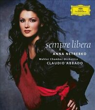 NEW - Sempre Libera [Blu-ray Audio] by Anna Netrebko