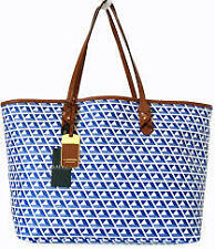 Ralph Lauren Romilly II Classic Shoppers Bag Blue by Agsbeagle #BagsFever