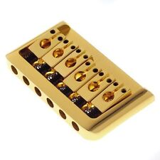 Gold Hardtail Electric Guitar Fixed Bridge Gold Guitar Part New For Star