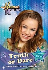 Hannah Montana Junior Novel: Truth or Dare 4 by Disney Book Group Staff and...