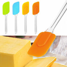 Practical  Silicone Spatula Baking Butter Scraper Cooking Cake Kitchen Utensils