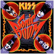 KISS - SONIC BOOM COLLECTOR'S 2CD & 1DVD SET (NEW/SEALED)