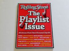 The Playlist Issue Rolling Stone Magazine Issue #1119 December 9, 2010