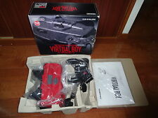 VGD Virtual Boy system Mozaic Box Nintendo Japan