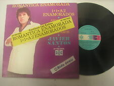 Javier Santos, Romantica Enamorada LP-16H-5306 (VG)