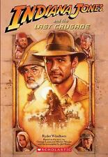 G, Indiana Jones and the Last Crusade, Windham, Ryder, 0545042569, Book