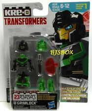 KRE-O Transformers GRIMLOCK Custom Kreon Figure 23 Pcs Collection #1 B1235 New