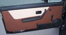 VW Golf 1 Cabrio Kunstlederbezüge für die Türverkleidungen (Sitze u. Leder mögl)