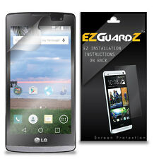 4X EZguardz LCD Screen Protector Skin Cover Shield HD 4X For LG Destiny L21G