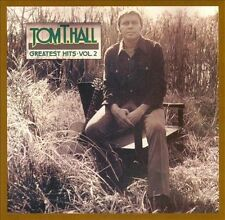 "TOM T. HALL, CD ""GREATEST HITS, VOL. 2"" NEW SEALED"