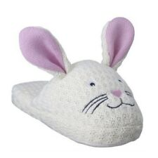 New Girls Cassia Bunny Slippers Size 11/12 XS Rabbit Slippers Cute For Easter