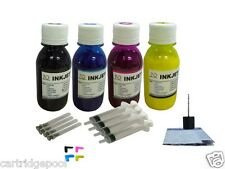 Refill Pigment ink kit for HP 940 940XL Pro 8500 4x4oz