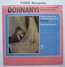 TV-S 34623 - DOHNANYI - Variations On A Nursery Song SIKI / KATIMS- Ex LP Record