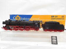 MES-51326 Roco H0 Dampflok DB 01 147 sehr guter Zustand,Funktion geprüft