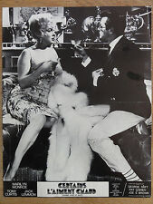 Aushangfoto #20 SOME LIKE IT HOT Marilyn Monroe Tony Curtis Billy Wilder