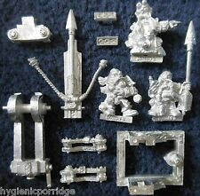 2005 Dwarf Bolt Thrower Artillery Citadel War Machine Siege Engine Ballista Army