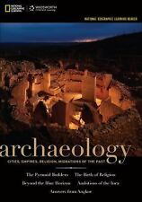 National Geographic Learning Reader: Archaeology (with Printed Access Card) (Nat