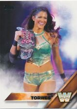 #63 EVE TORRES 2016 Topps WWE DIVA