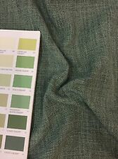 DESIGNERS GUILD / CARLYON - SAGE Upholstery Curtains Fabric 10 Meters (lotX22)