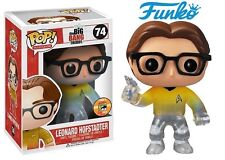 Funko POP Figure The Big Bang Theory LEONARD HOFSTADTER Star Trek SDCC 2013 NEW