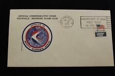 SPACE COVER 1971 SLOGAN CANCEL APOLLO 15 5TH MOON LANDING MISSION LAUNCH (60)
