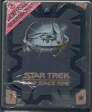 Star Trek Deep Space Nine Season 7 Hartbox Deutsche Ausgabe ohne Raumstation OOP