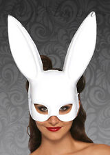 Womens White Bunny Rabbit Eyemask