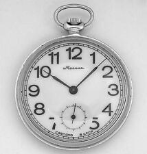 Pocket watch vintage Molnija, made in USSR