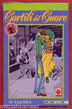 CORTILI DEL CUORE 12 (Ai Yazawa) PLANET MANGA 2000