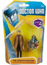 BBC DOCTOR WHO WAVE 4 THE TWELFTH DOCTOR IN CARETAKER OUTFIT WITH BACKPACK - NEW