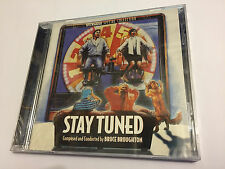 STAY TUNED (Bruce Broughton) OOP Intrada Ltd Score OST Soundtrack CD SEALED