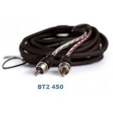 Connexion Audison BT2 450 - 2-Kanal CABLE RCA 450 cm STÉRÉO RCA CÂBLE 450cm
