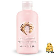 New The Body Shop Vitamin E Body Lotion with Wheat Germ Oil, 8.4 fl oz.