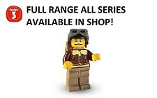Lego minifigures pilot series 3 (8803) new factory sealed