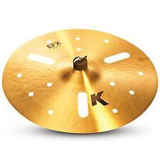 """Zildjian K0890 16"""" K EFX Cymbal Used"""