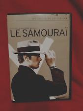Le Samourai (DVD, 2005, Criterion Collection) Jean-Pierre Melville 1967