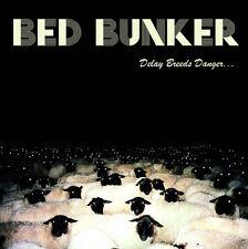 BED BUNKER DELAY BREEDS DANGER BEAST RECORDS LP VINYLE NEUF NEW VINYL