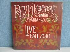 Ray LaMontagne & The Pariah Dogs- Live in Fall 2010 LP (NEW) Folk-Rock