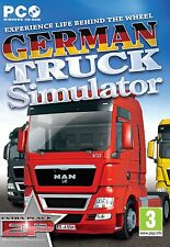 German Truck Simulator (PC CD) BRAND NEW SEALED
