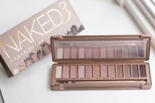 Urban Decay NAKED 3 Eyeshadow Palette with BRUSH+ PRIMER - BNIB 100% AUTHENTIC