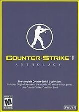 Counter-Strike 1 Anthology (PC, 2005)