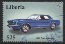 1965 FORD MUSTANG Classic Car Stamp