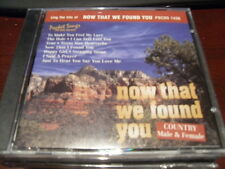 POCKET SONGS KARAOKE DISC PSCDG 1439 NOW THAT WE FOUND YOU CD+G MULTIPLEX